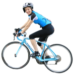 bici mujer
