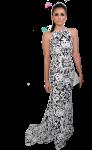 chica vestido 2